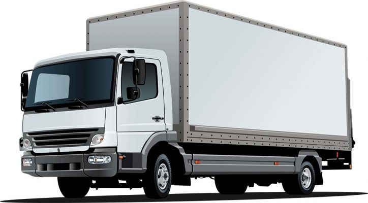 Truck With Pegasus Lock System